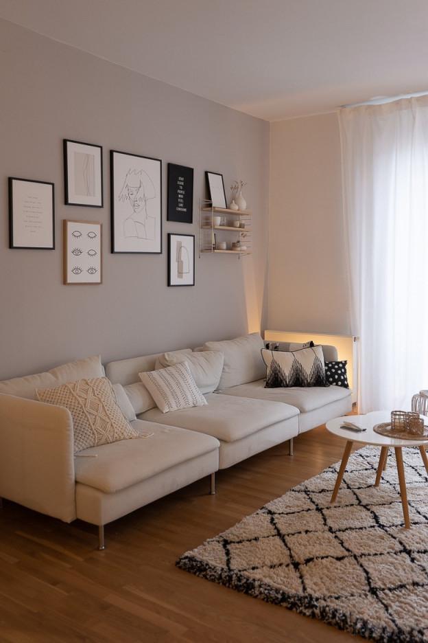 Smart Home Beleuchtung Ein Lichtssystem Für Unseren Wohn von Diy Wohnzimmer Lampe Bild