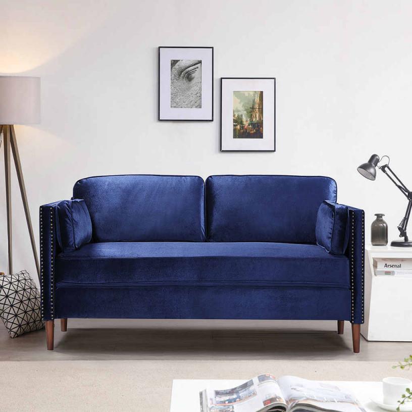 Sofa Stuhl 2 Sitzer Sofa Wohnzimmer Schlafzimmer Moderne von Moderne Design Wohnzimmer Bild