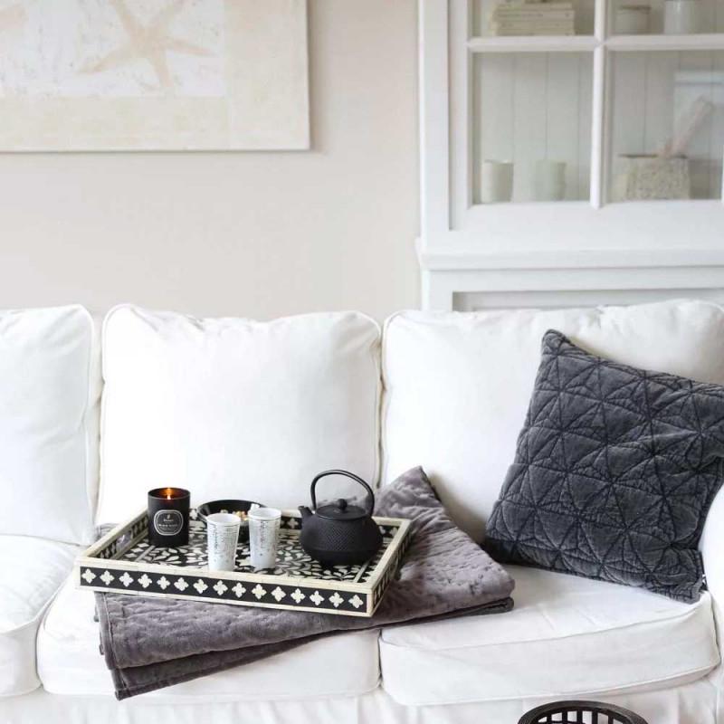 Sofakissen Dekorieren Für Das Schönste Wohnzimmer  Deko Diy von Wohnzimmer Deko Über Couch Photo