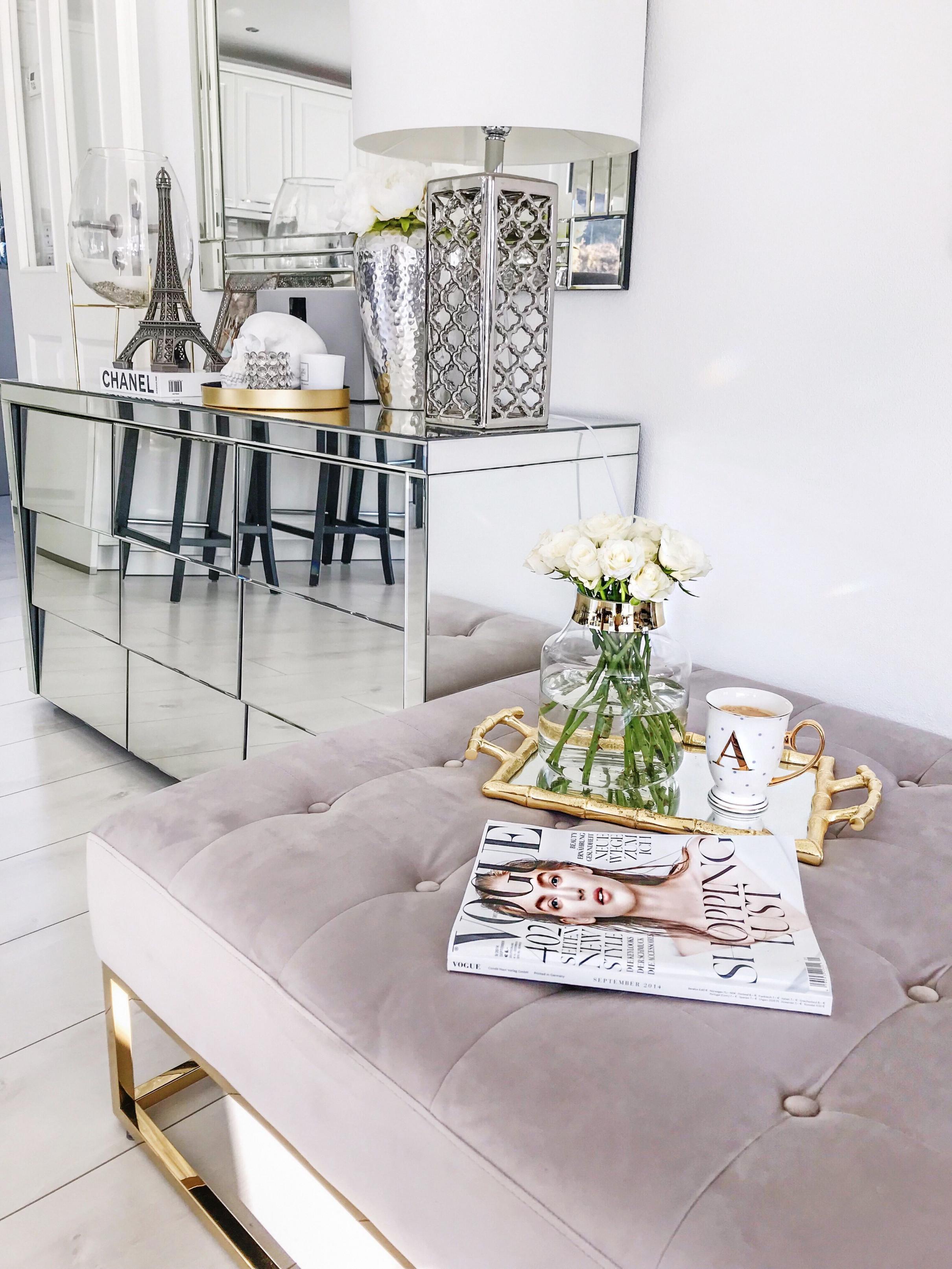 Some New Interior Highlights With Nv Gallery von Deko Gold Wohnzimmer Bild