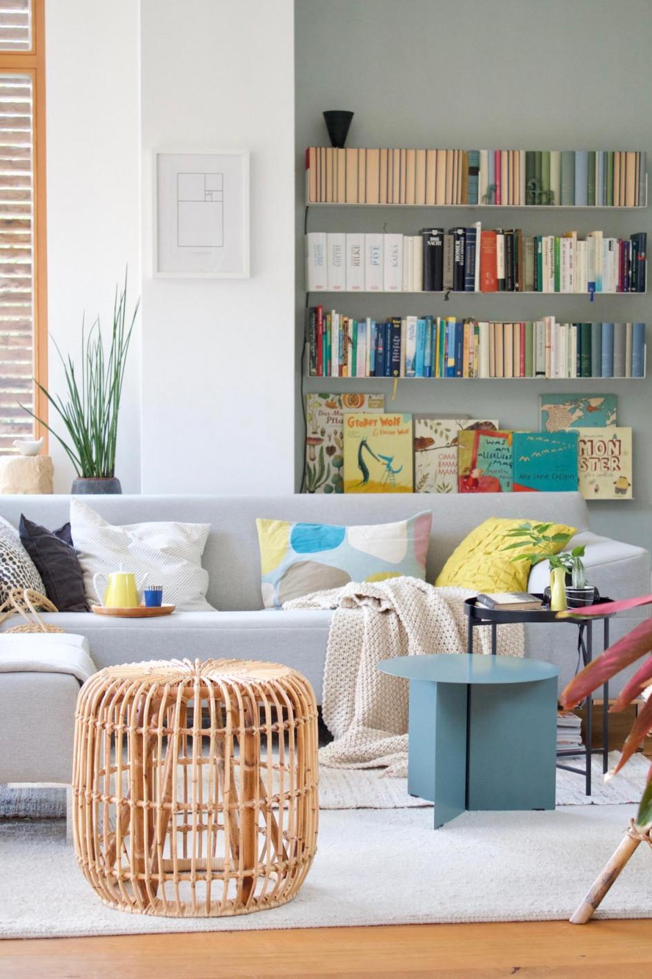 Sommerdeko Ideen Für Die Warme Jahreszeit von Sommer Deko Wohnzimmer Bild