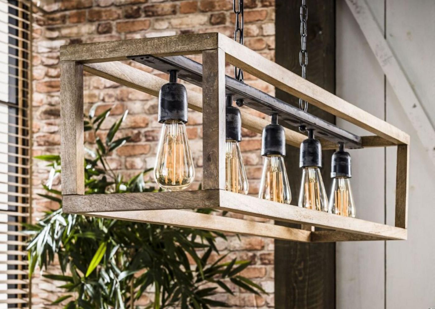 Stehlampe Holz Rustikal Selber Bauen – Caseconrad von Wohnzimmer Lampe Holzbalken Photo
