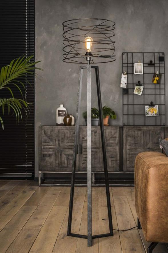 Stehlampe Vintage Retro Lampe Für Das Wohnzimmer In 2020 von Retro Wohnzimmer Lampe Photo