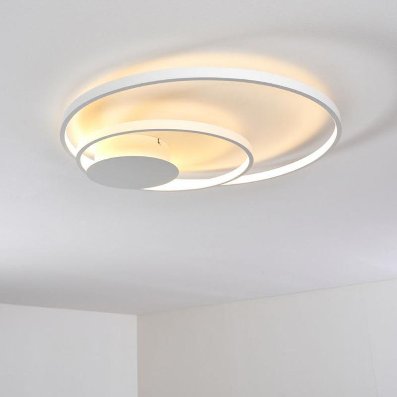Stimmungsvolle Beleuchtung Für Das Wohnzimmer  Lampe Magazin von Wohnzimmer Lampe Indirektes Licht Photo