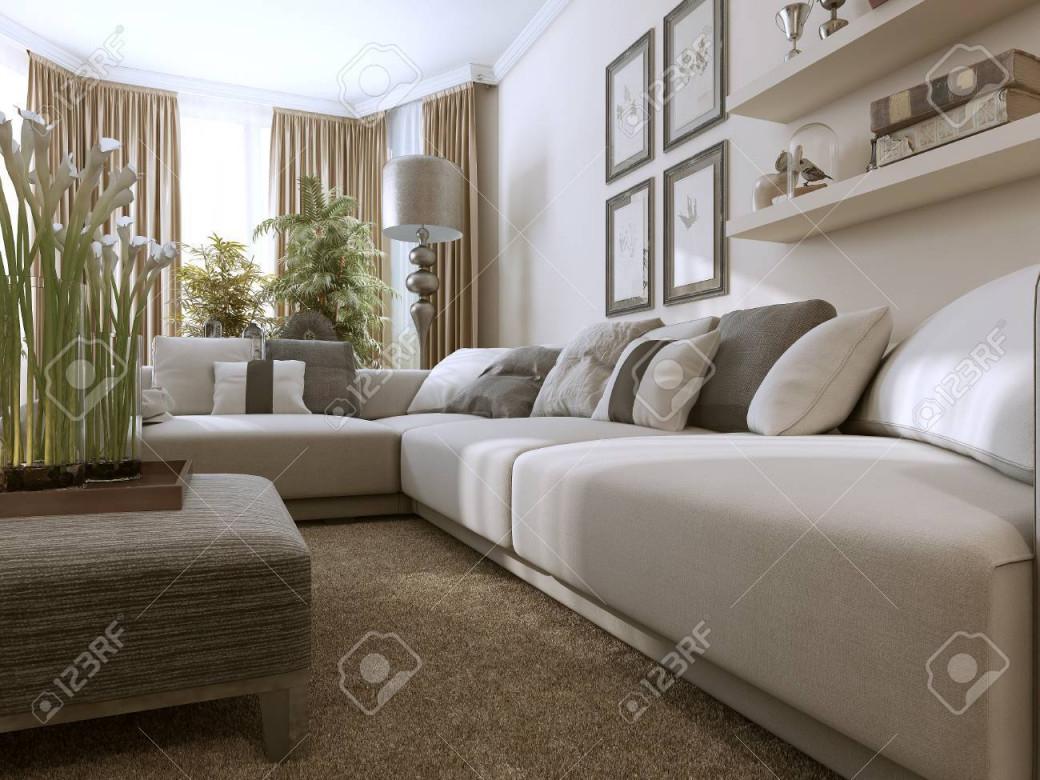 Stock Photo von 3D Bilder Wohnzimmer Bild