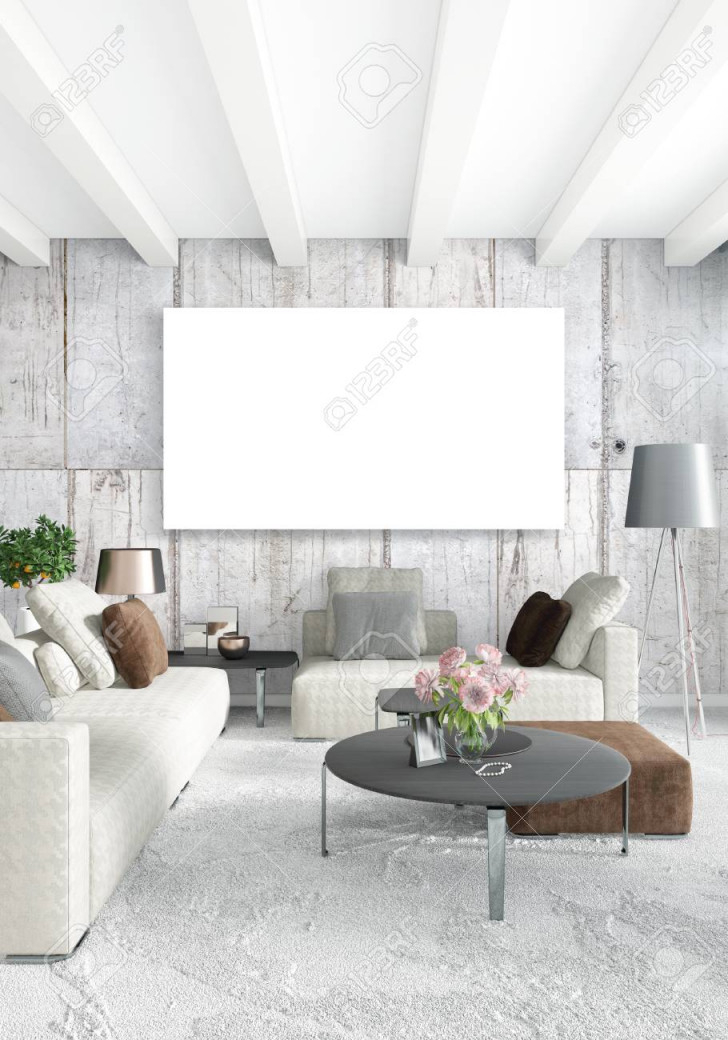 Stock Photo von Bilder Mit Rahmen Wohnzimmer Photo