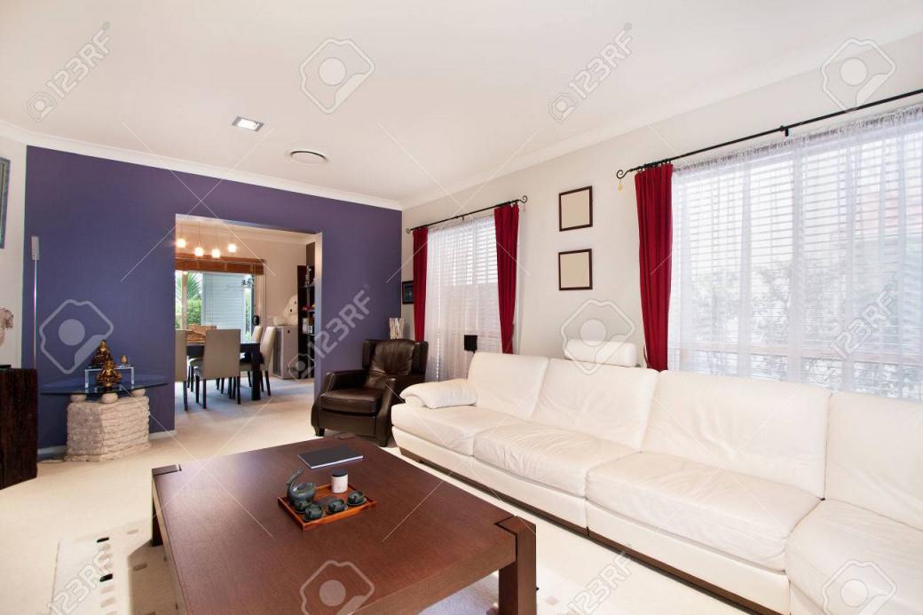 Stock Photo von Große Moderne Bilder Wohnzimmer Photo