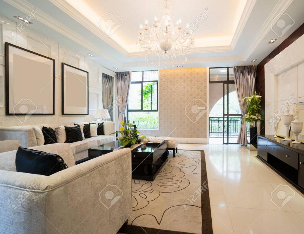 Stock Photo von Luxus Wohnzimmer Bilder Photo