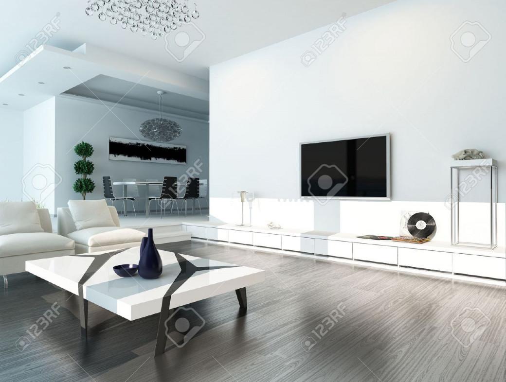 Stock Photo von Moderne Design Wohnzimmer Photo