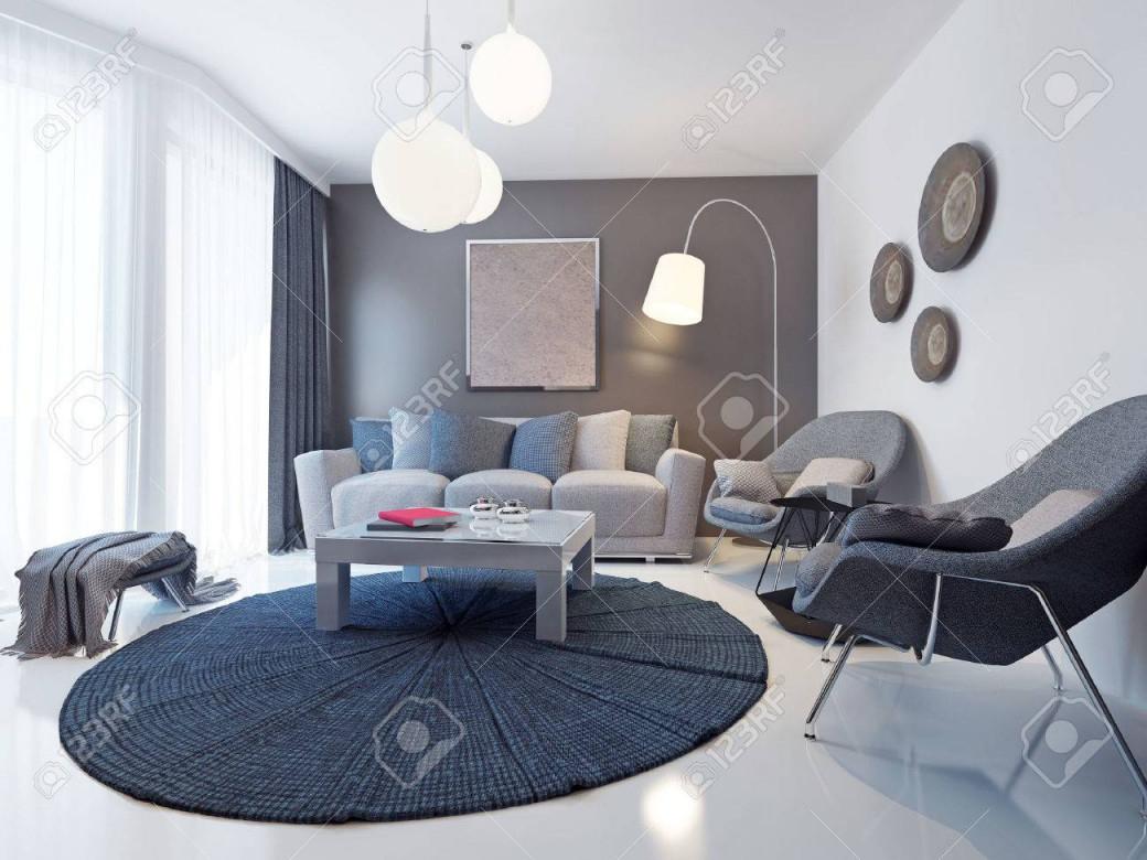 Stock Photo von Moderne Wohnzimmer Ideen Photo
