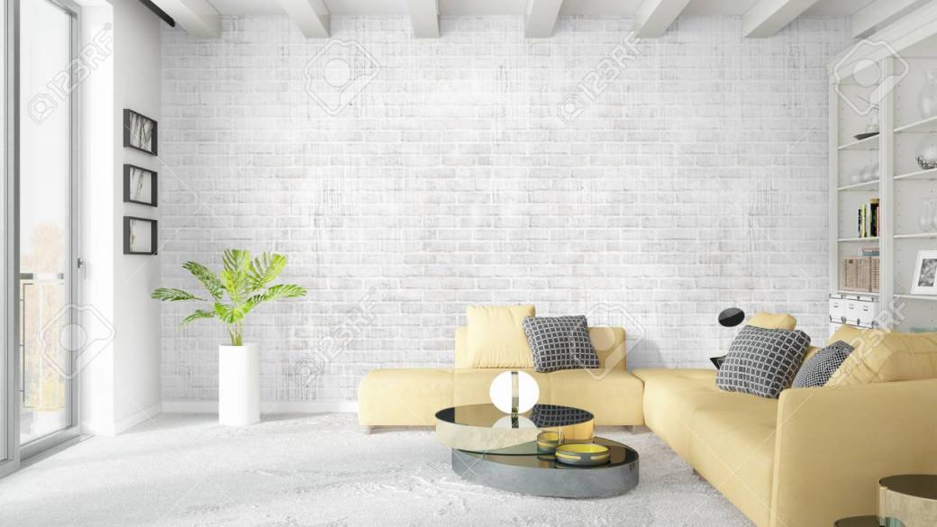 Stock Photo von Schöne Moderne Wohnzimmer Photo
