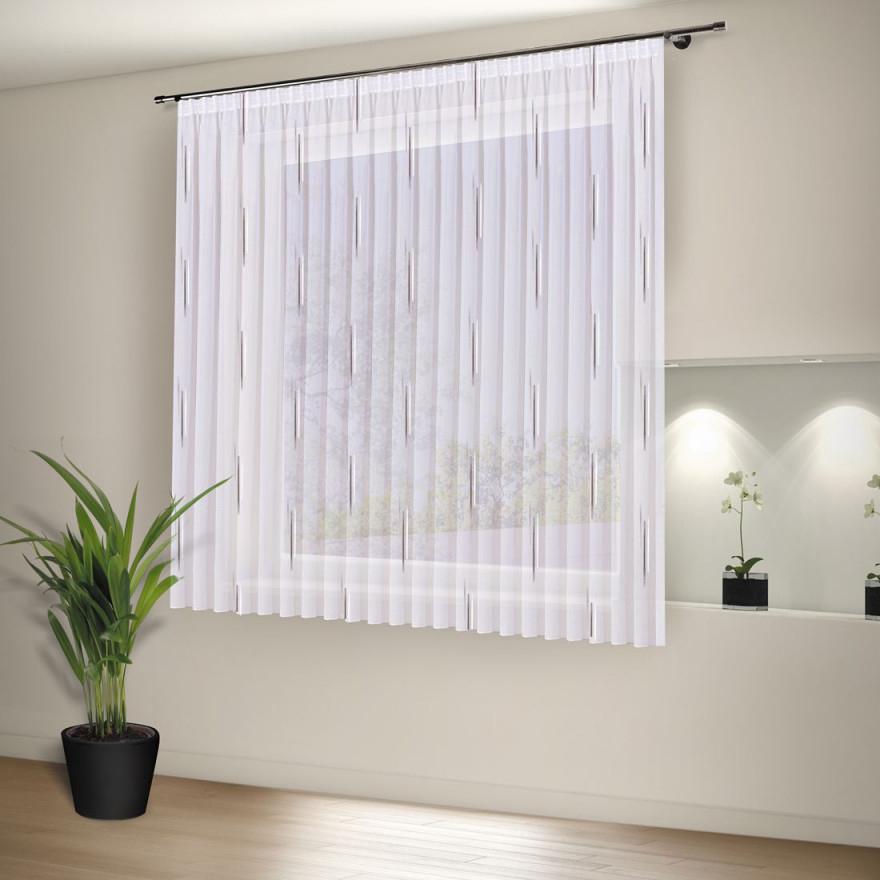 Store Janina In 2020  Gardinen Für Kleine Fenster Kleine von Gardinen Wohnzimmer Kleine Fenster Bild