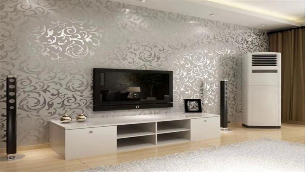 Tapeten Design In 2020  Tapeten Wohnzimmer Wohnzimmer von Tapeten Design Wohnzimmer Bild