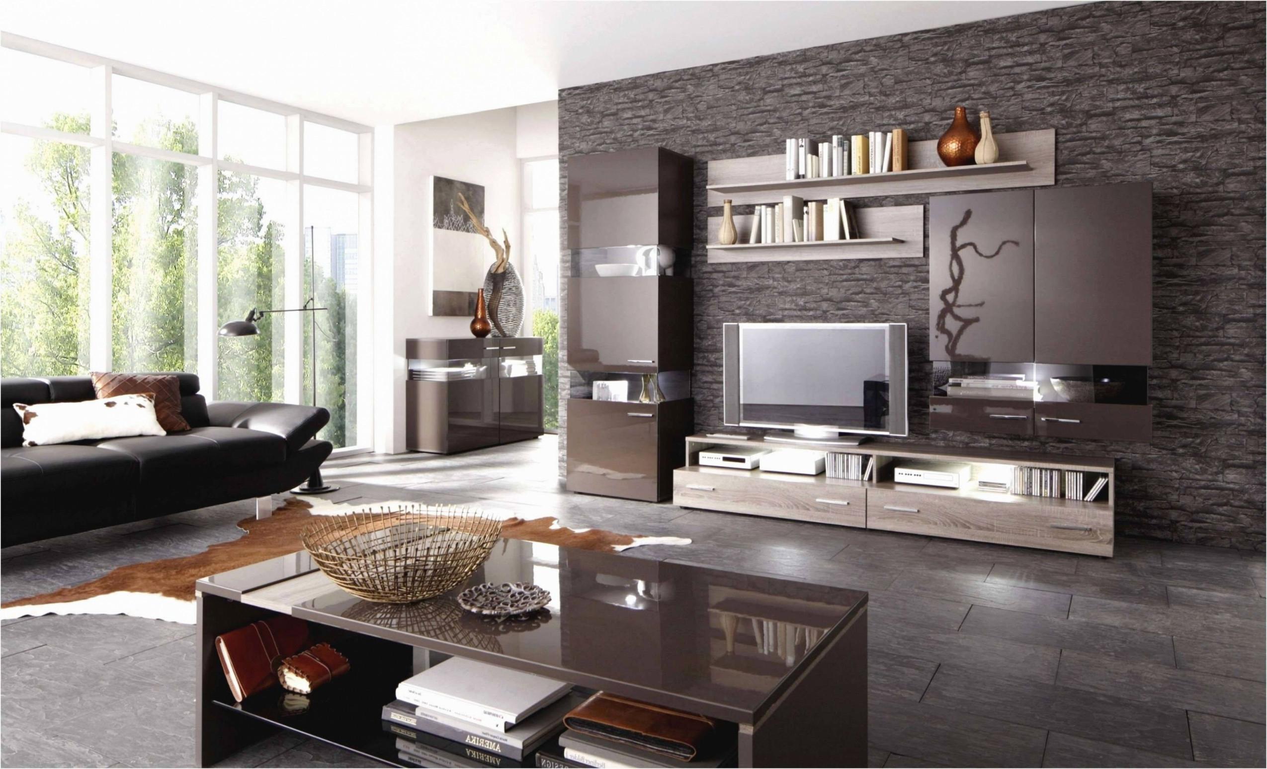 Tapeten Wohnzimmer Ideen von Tapezier Ideen Wohnzimmer Bild