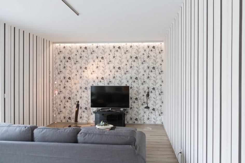 Tapezierarbeiten  Malerfachbetrieb Heyse  Ihr Malerbetrieb von Italienische Tapeten Wohnzimmer Bild