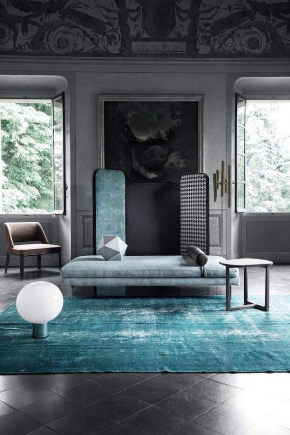 Teppich Im Wohnzimmer Inspirierend 33 Genial Runder Teppich von Runder Wohnzimmer Teppich Bild
