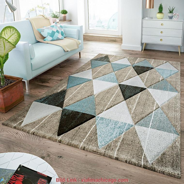 Teppich Skandinavisch Herrlich Moderner Teppich Wohnzimmer von Teppich Wohnzimmer Skandinavisch Bild