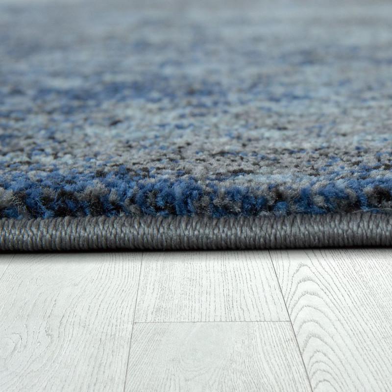 Teppich Wohnzimmer Maritim Shabby Chic Design Blau von Teppich Maritim Wohnzimmer Bild