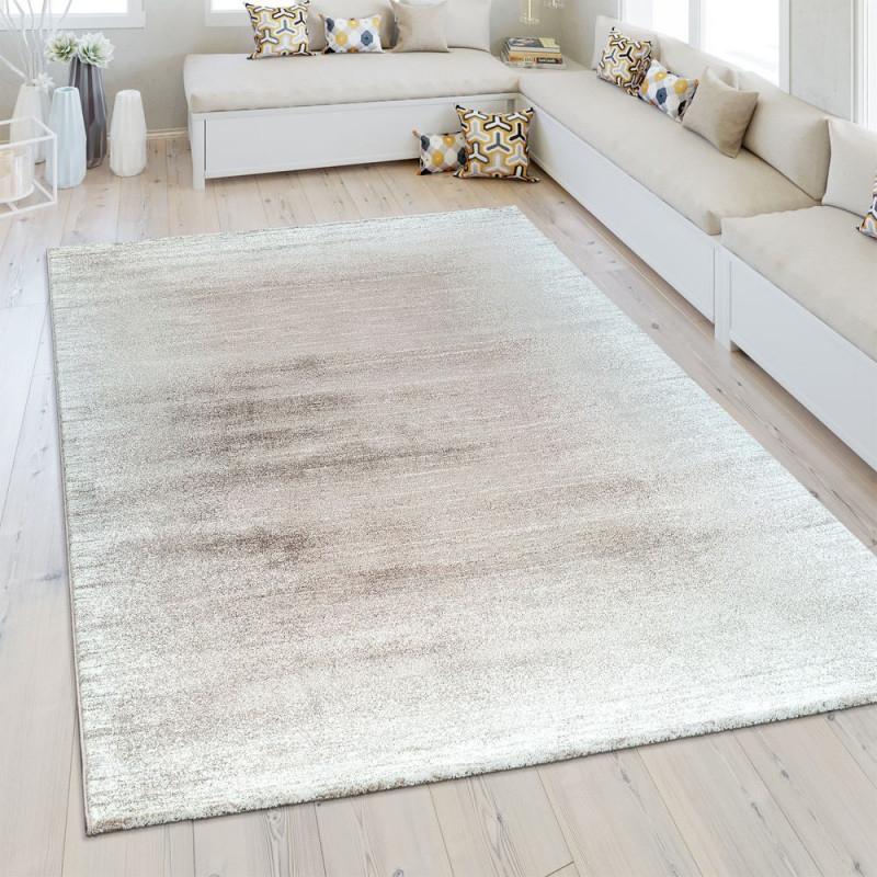 Teppich Wohnzimmer Meliert von Wohnzimmer Teppich Beige Bild