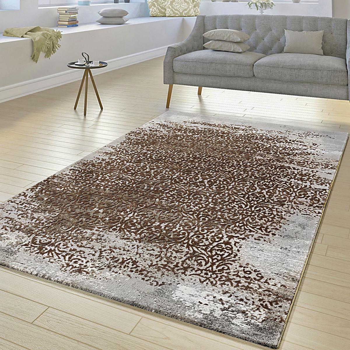 Teppich Wohnzimmer Modern – Caseconrad von Teppich Für Wohnzimmer Modern Photo