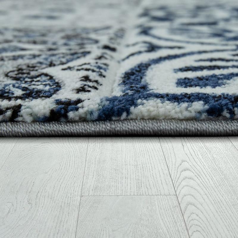 Teppich Wohnzimmer Orient Muster Kurzflor von Teppich Maritim Wohnzimmer Photo