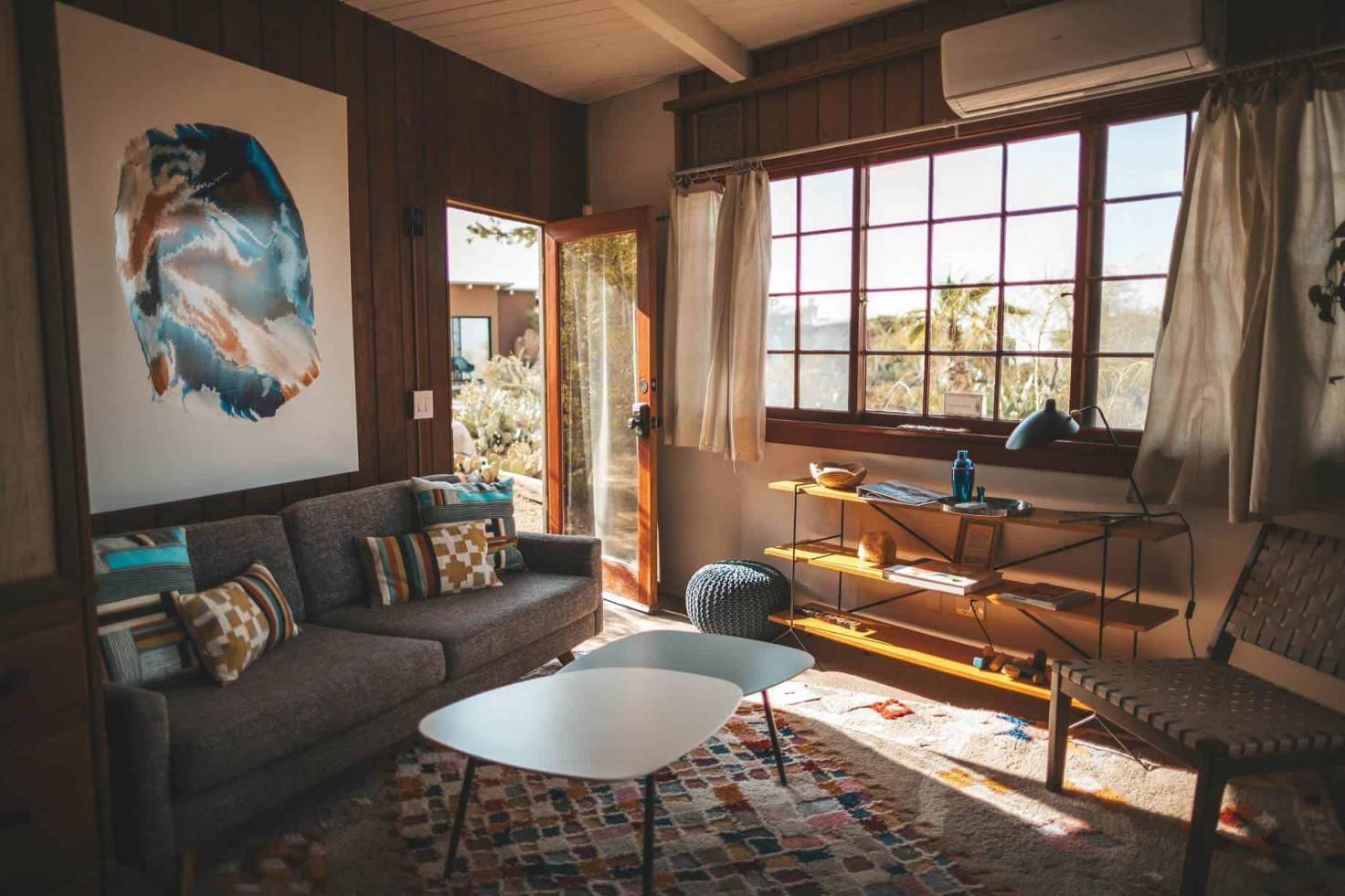 Tipps Für Die Wohnzimmergestaltung  Fischer Future Heat von Wohnzimmer Warm Gestalten Bild
