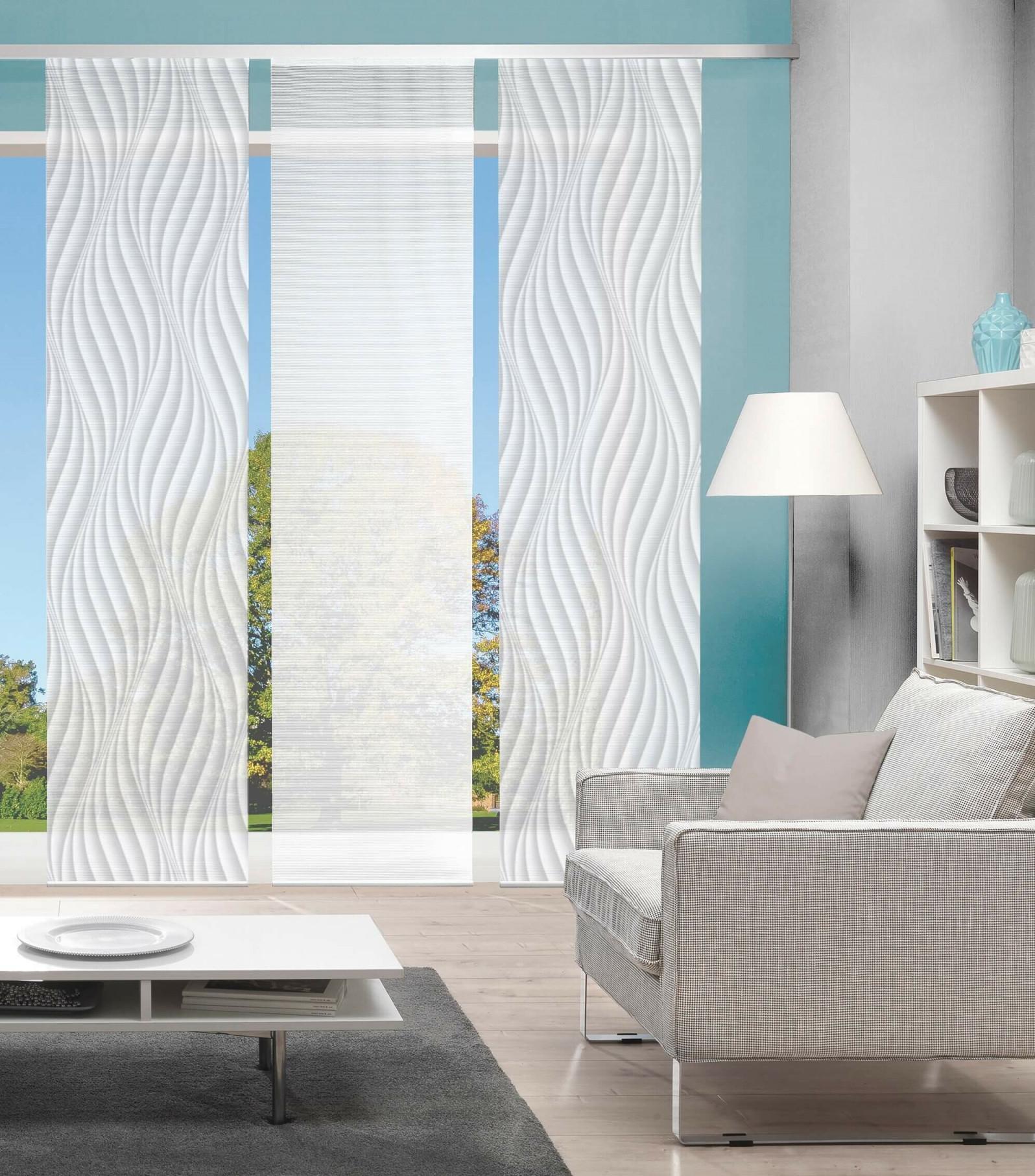 Tipps Rund Um Ihre Gardinen Und Vorhänge von Halbe Gardinen Wohnzimmer Photo