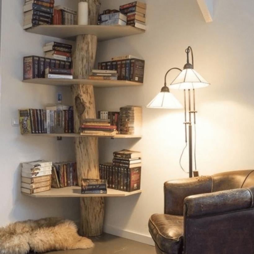 Tolle Ideen Wohnzimmer Dekoration Holz  Kreative von Wohnzimmer Deko Holz Photo
