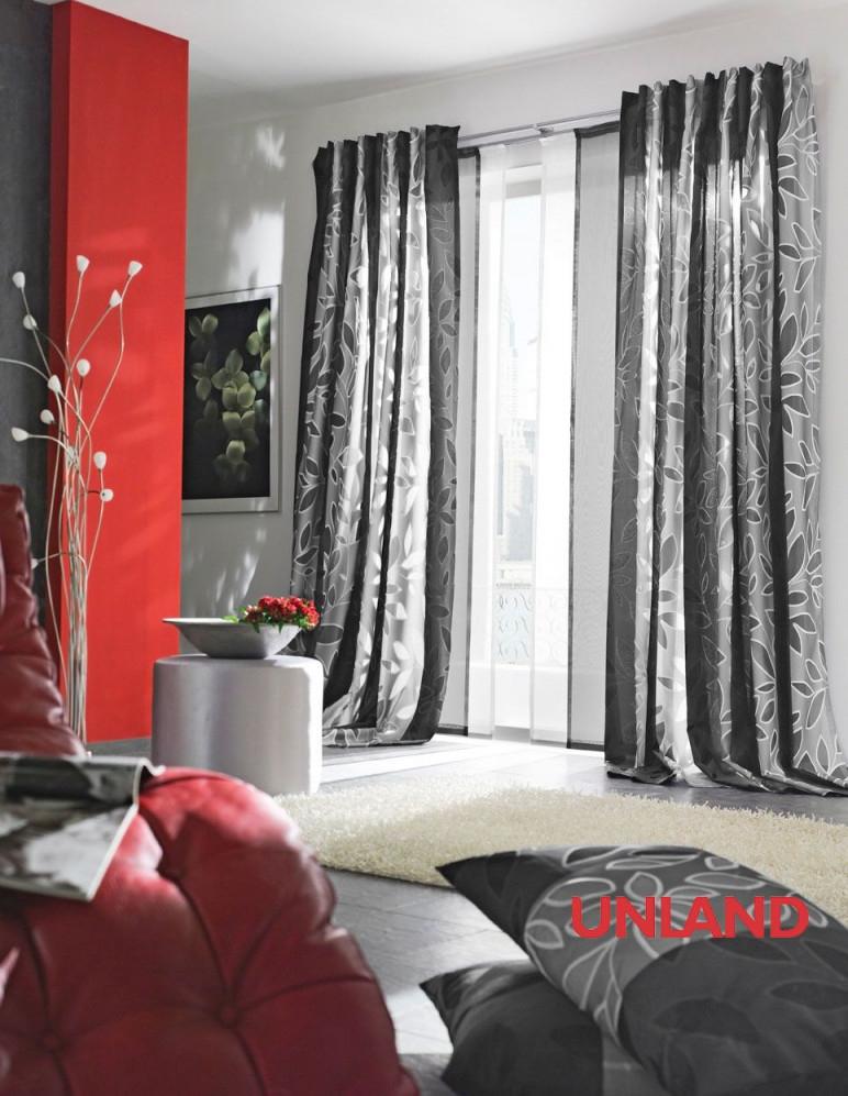 Unland Daynight Fensterideen Vorhang Gardinen Und von Gardinen Wohnzimmer Roller Bild