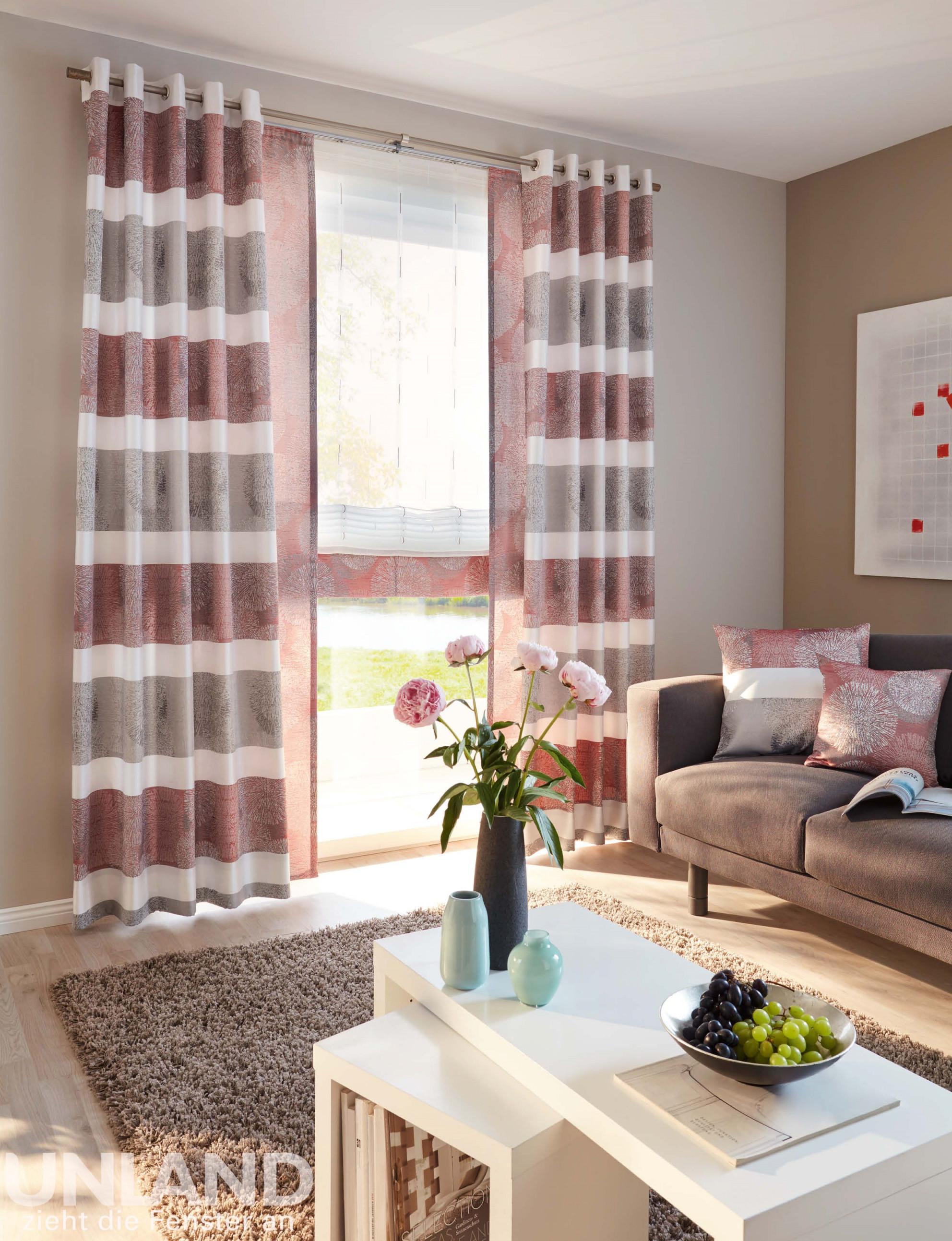 Unland Dorin  Vorhang Fensterideen Gardinen Und von Gardinen Wohnzimmer Roller Photo