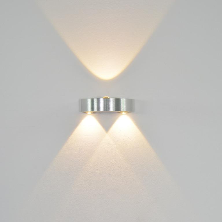 Us $1881 40% Offyooe Indoor Led Wand Lampen 3 W Moderne Up Down Wand  Leuchte Beleuchtung Wohnzimmer Schlafzimmer Nacht Wand Lichtbedside Wall von Wohnzimmer Lampe Wand Photo