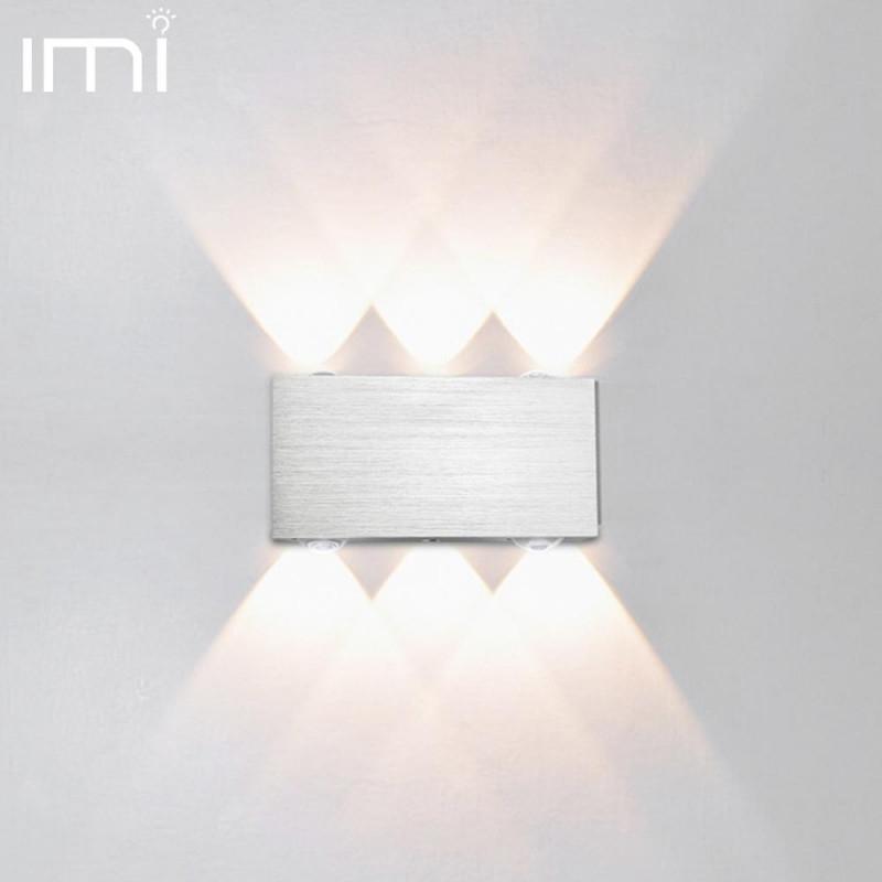 Us $61 Moderne Leuchte Led Wand Lampe Treppen Leuchte Schlafzimmer Bett  Nachttisch Beleuchtung Wohnzimmer Hause Flur Loft Innentreppe  Lampadamodern von Wohnzimmer Lampe Wand Photo