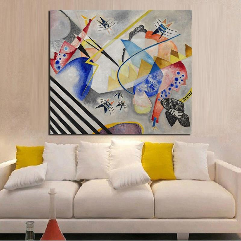Us $846 30% Offjqhyart Surrealismus Abstrakte Ölgemälde Leinwand Kunst  Wohnkultur Wand Bilder Für Wohnzimmer Moderne Keine Rahmen Bildpicture For von Bilder Moderne Kunst Wohnzimmer Photo