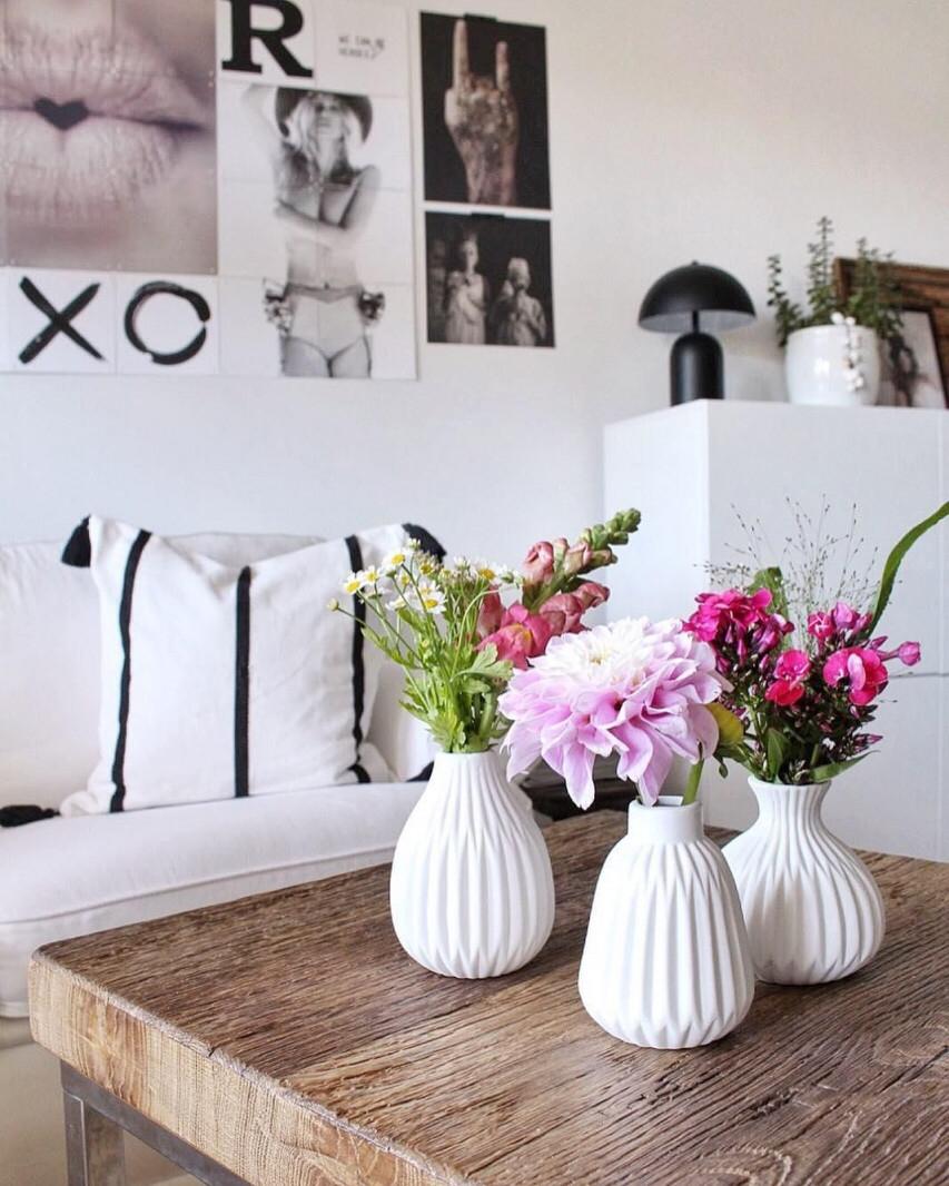 Vasenset Esko 3Tlg In 2020 (Mit Bildern)  Haus Deko von Deko Set Wohnzimmer Bild