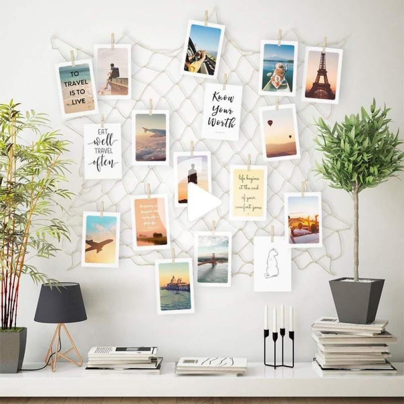 Vielseitige Foto Wanddekoration Collage (Hängend) Diy von Bilder Zum Aufhängen Im Wohnzimmer Photo