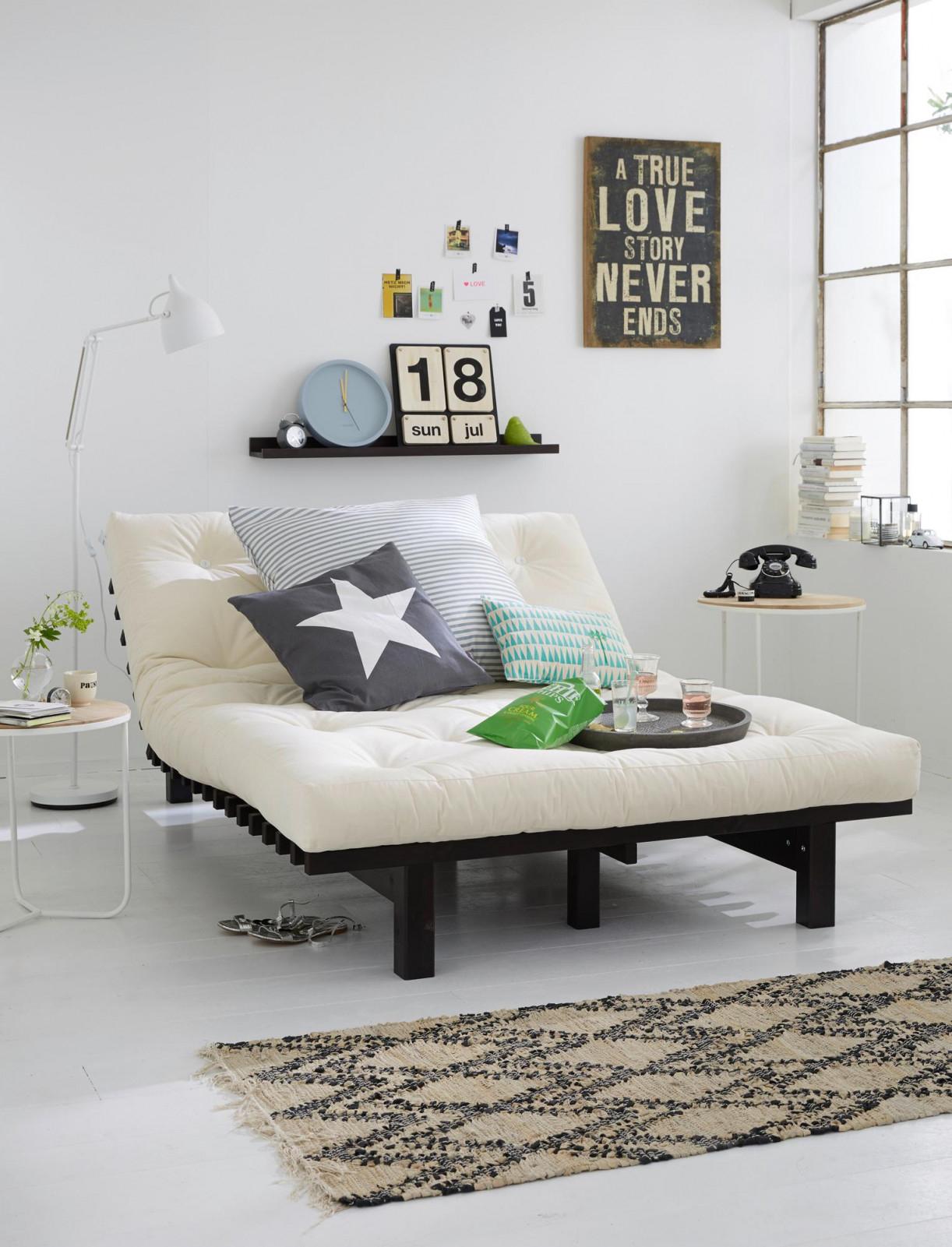 Vintage Deko • Bilder  Ideen • Couch von Retro Deko Wohnzimmer Bild