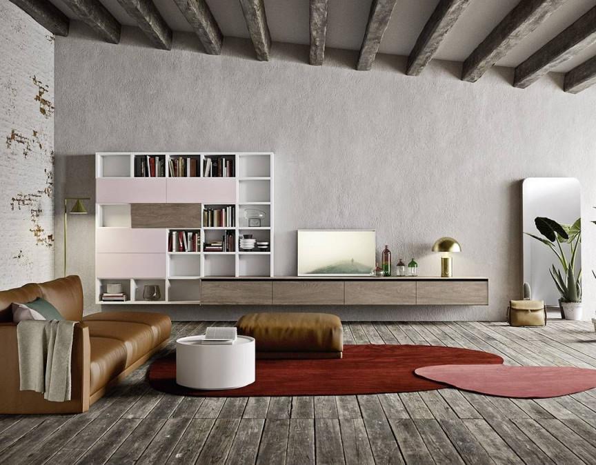 Vintage Trifft Auf Moderne Interior Inspiration von Exklusive Bilder Wohnzimmer Bild