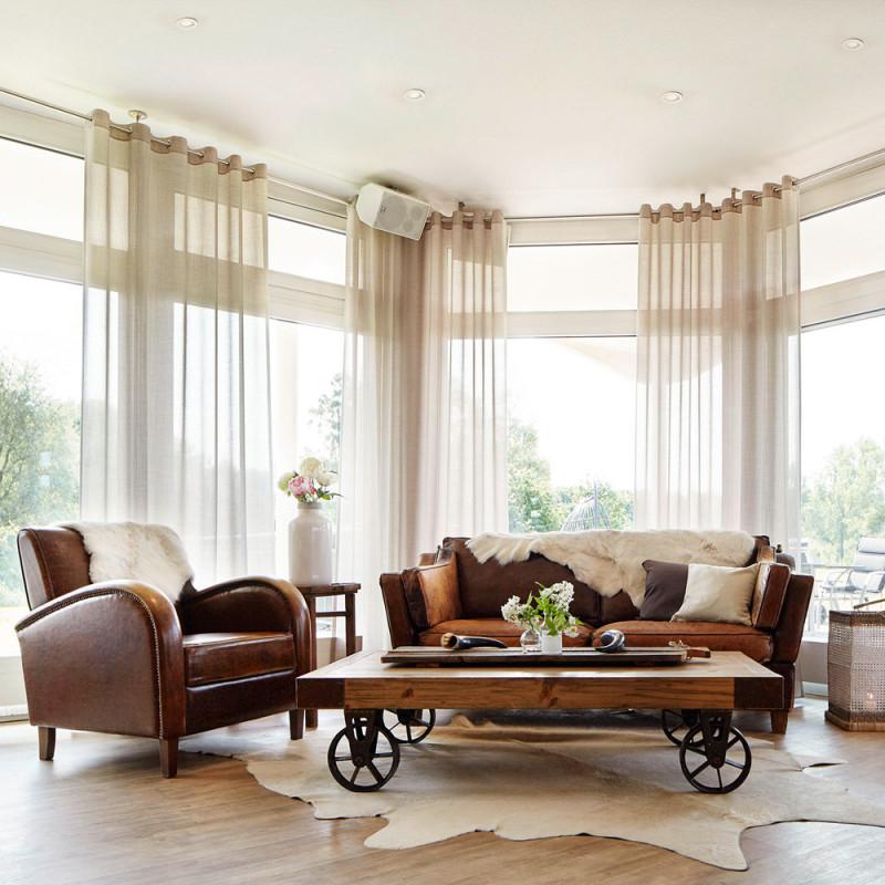 Vorhang Für Ihr Wohnzimmer  Ttlttm von Leichte Gardinen Wohnzimmer Photo
