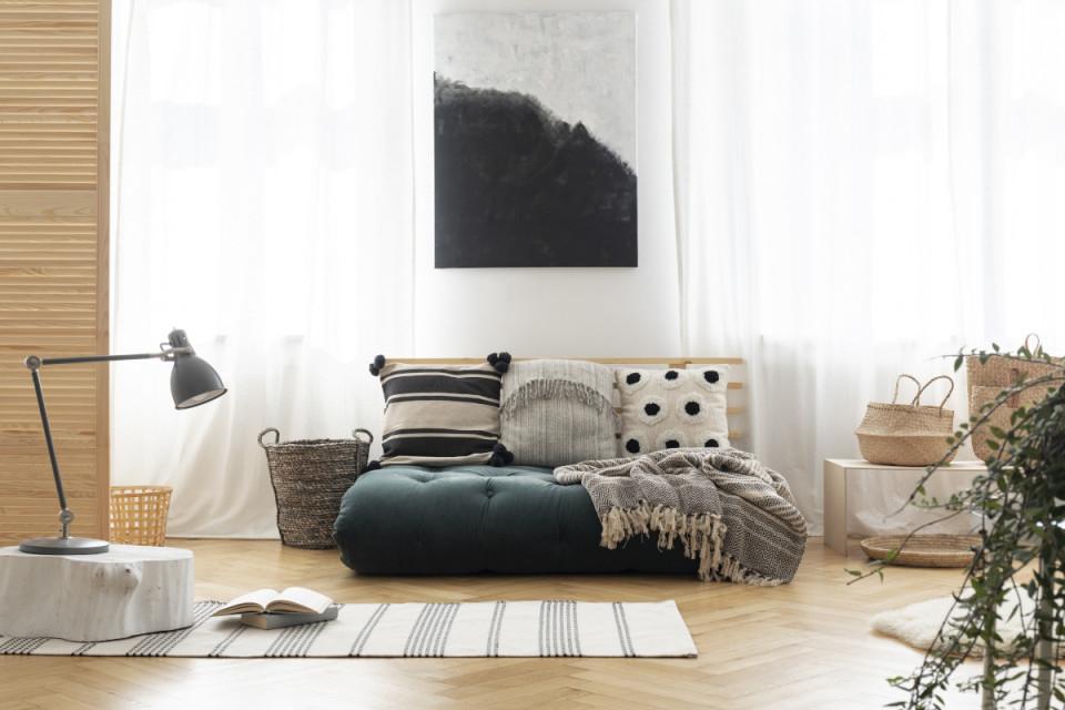 Wabi Sabi  Japanisch Einrichten  Puristisch Wohnen [Ratgeber] von Wohnzimmer Japanisch Einrichten Photo