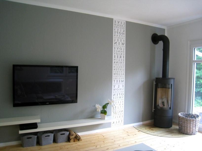 Wand Streichen Ideen Wohnzimmer Tipps von Coole Wohnzimmer Ideen Bild