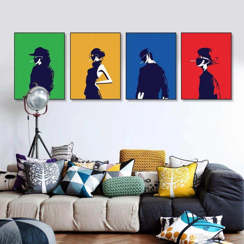 Wandbilder Mit Rahmen Inspirierend Mode Modell Abbildung von Moderne Bilder Wohnzimmer Mit Rahmen Photo