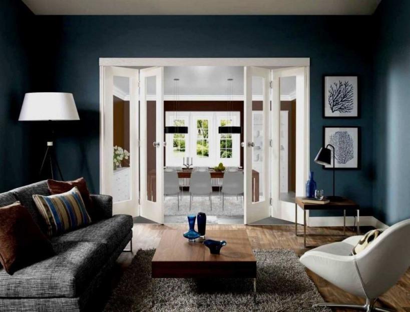 Wandfarbe Wohnzimmer Dunkle Möbel Luxus Couch Petrol Welche von Wohnzimmer Ideen Petrol Bild
