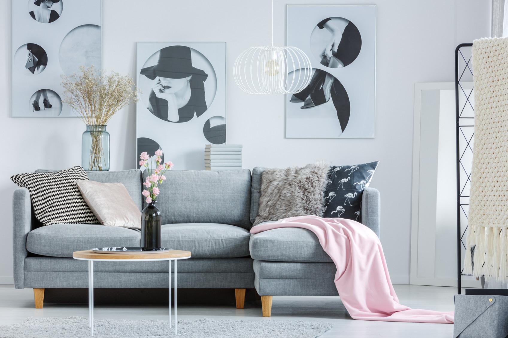 Wandgestaltung 5 Moderne Ideen Für Schöne Wände von Moderne Wohnzimmer Wandgestaltung Photo