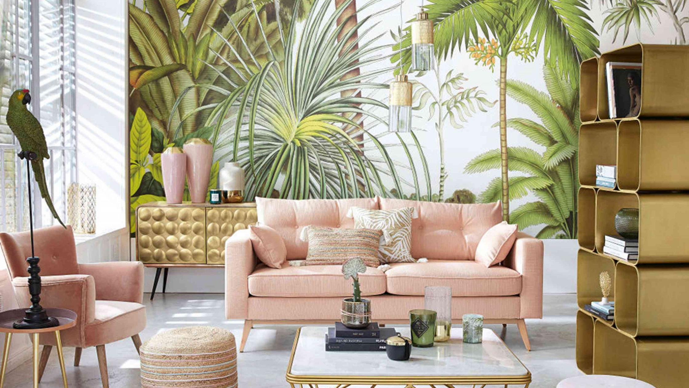 Wandgestaltung Im Wohnzimmer Tipps Zu Farben Tapeten von Stylische Tapeten Wohnzimmer Photo