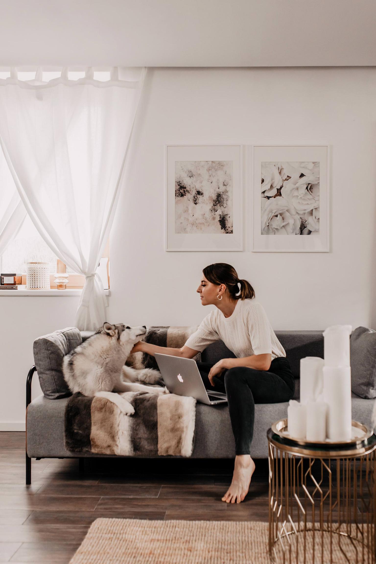 Wandgestaltung Mit Bildern Meine Ideen Für Küche Und von Bilder Im Wohnzimmer Bild