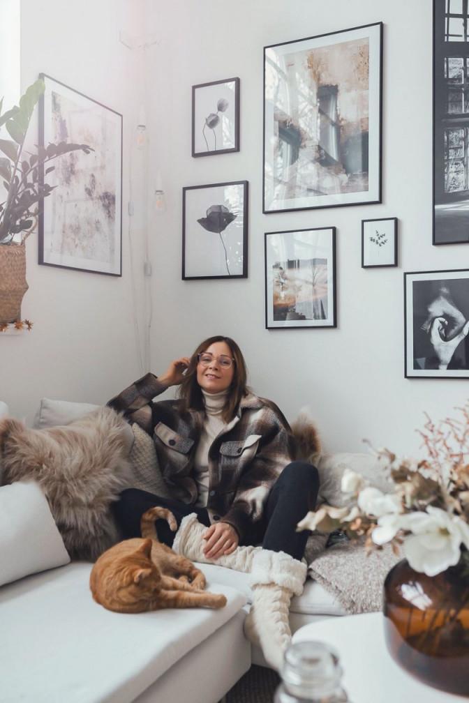 Wandgestaltung Mit Bildern Und Bilderrahmen 3 Hilfreiche von Bilderwand Ideen Wohnzimmer Photo