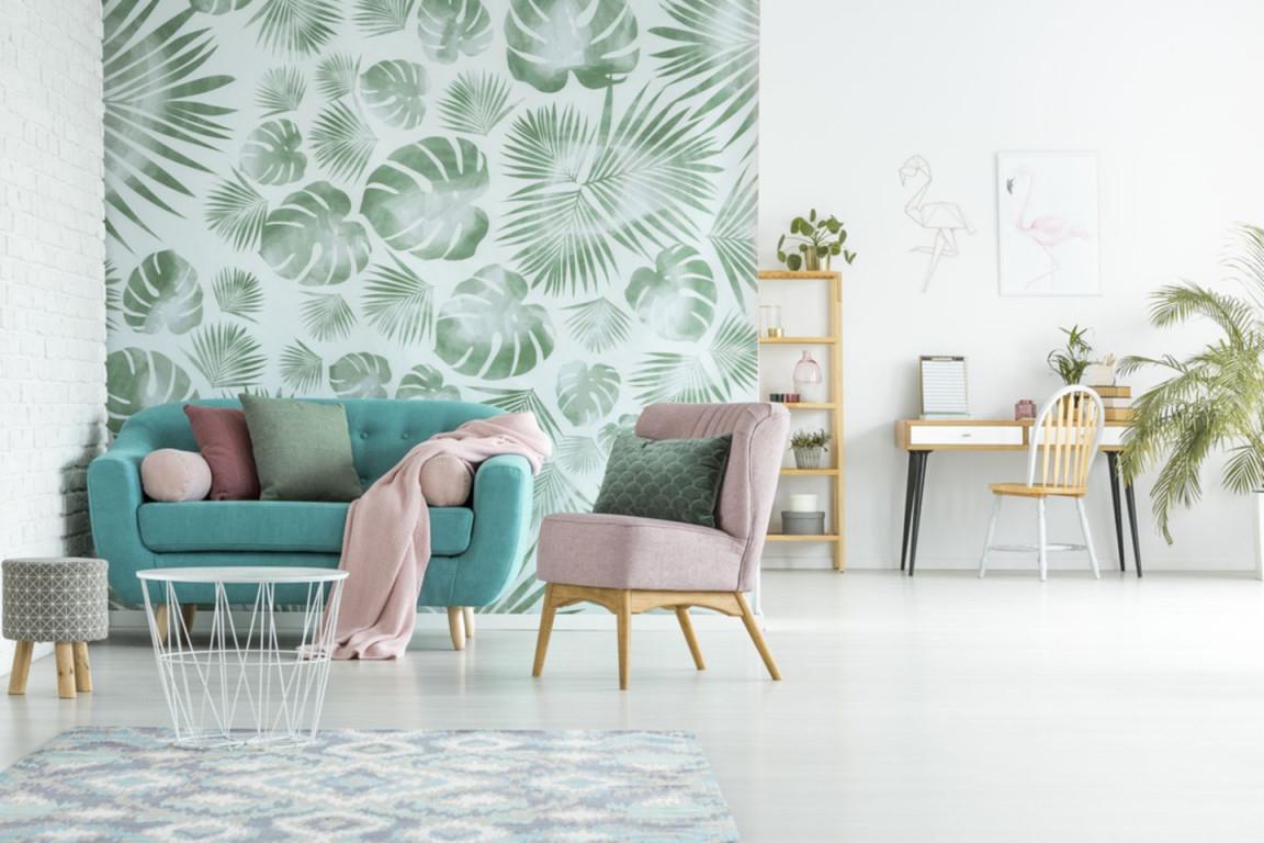 Wandgestaltung Wohnzimmer – Die Schönsten Ideen  Brigitte von Wohnzimmer Kreativ Gestalten Photo
