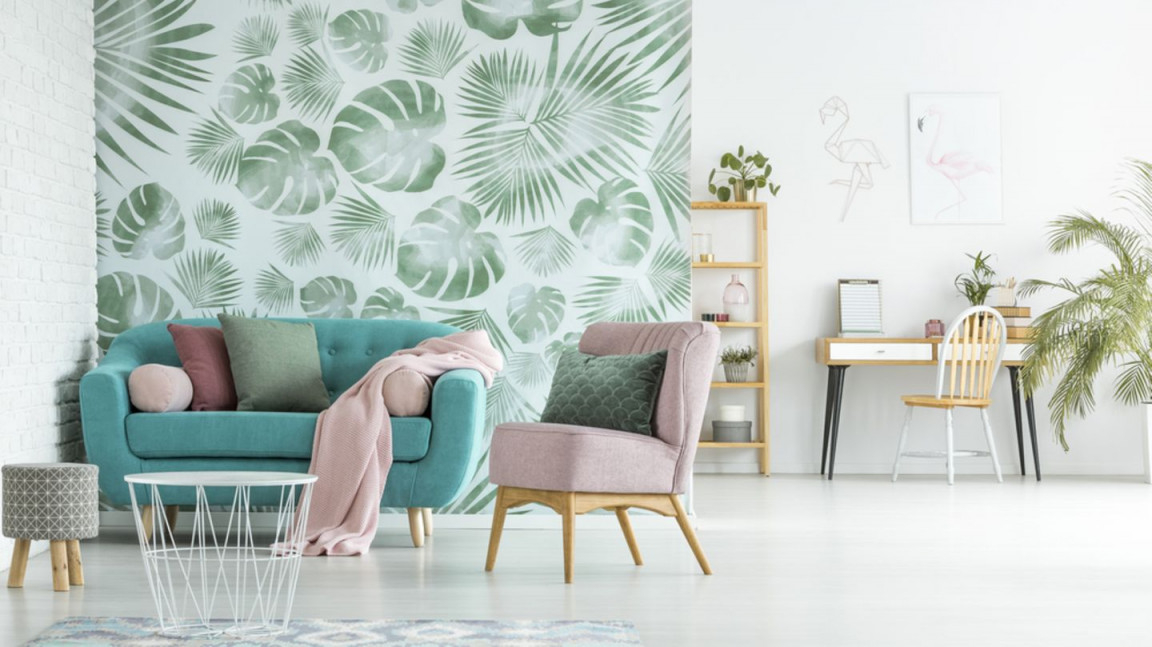 Wandgestaltung Wohnzimmer – Die Schönsten Ideen  Brigitte von Wohnzimmer Wände Gestalten Photo