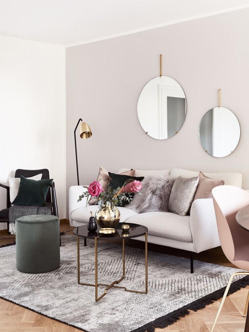 Wandspiegel Wall Mirror  Wohnzimmer Spiegel Wandspiegel von Moderne Wandspiegel Wohnzimmer Photo