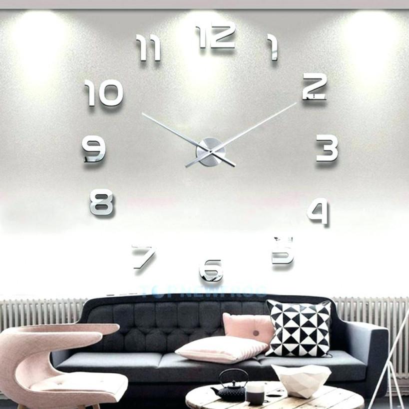 Wanduhren Modern Wohnzimmer Konzept von Moderne Wanduhren Für Wohnzimmer Photo
